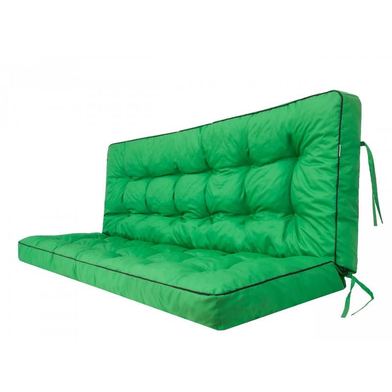 Poduszka Pola- Zielony - 120x49x56cm