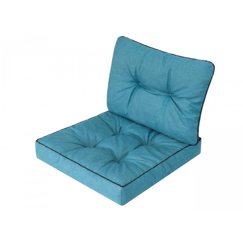 Poduszka Emma-Tech - Niebieski - R1
