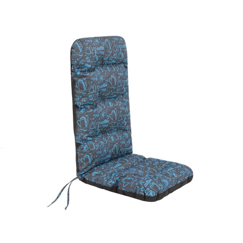 Poduszka Basia - Cofee Blue - 123x48 cm