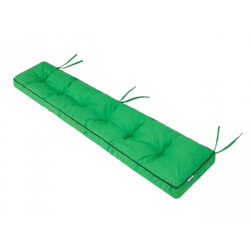 Poduszka na ławkę Etna - Czerwony - 120x40cm