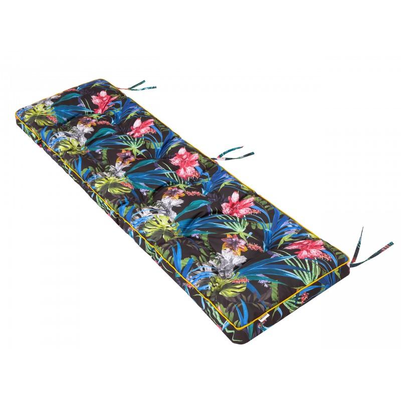Poduszka na ławkę Etna - Kolorowe liście - 180x50cm
