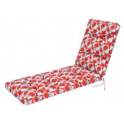 Poduszka na leżak Hugo - Maki