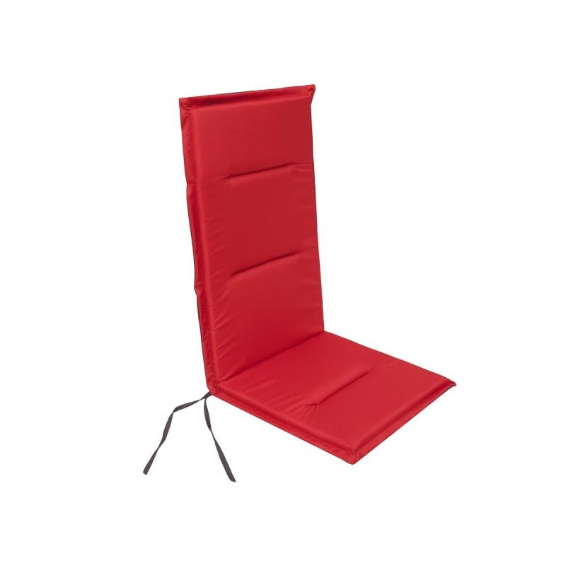Poduszka Marta - dwustronna - Czerwony + Grafit - 115x46 cm