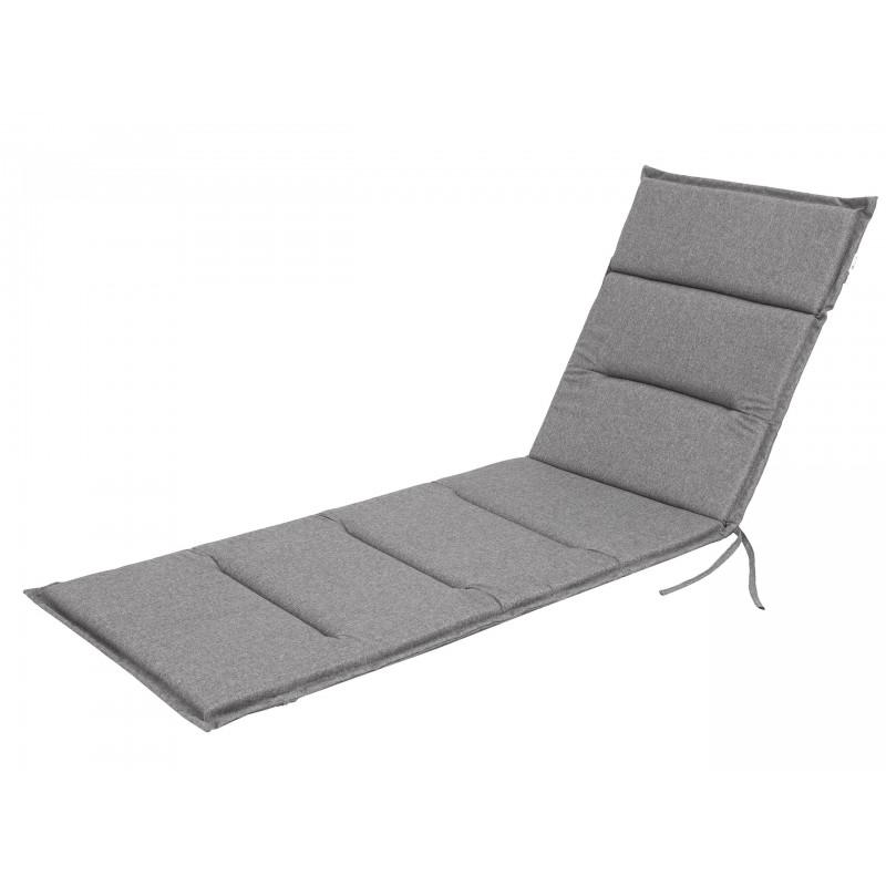 Poduszka na leżak Oliwier - Grafitowy
