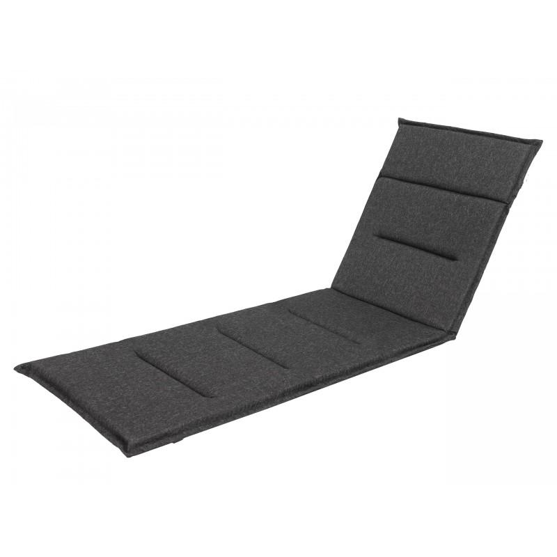 Poduszka na leżak Oliwier - Czarny