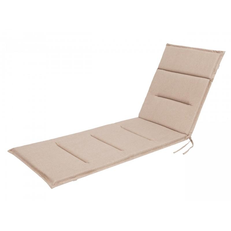 Poduszka na leżak Oliwier - Beżowy