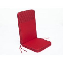 Poduszka Rio - Czerwony z...